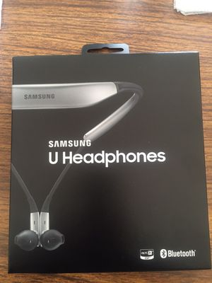 Samsung wireless U headphones for Sale in Vernon, CA