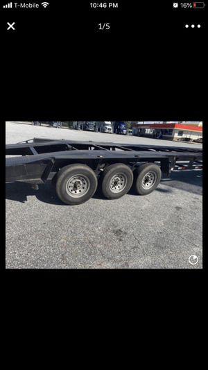 2017 car trailer for Sale in Boiling Springs, SC