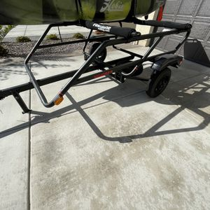 2020 Yakima All Aluminum Kayak Trailer for Sale in Chula Vista, CA