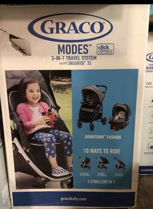 New in box Graco modes stroller for Sale in Leominster, MA