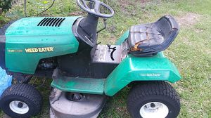 Lawnmower tractor sit down mower for Sale in Orange City, FL