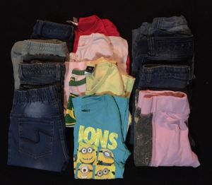 Lot of 10 Girls Size 6/8 Clothes for Sale in Salem, SD