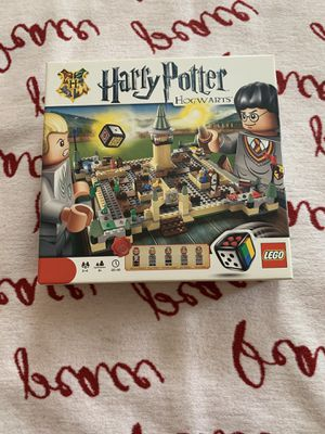 Lego Harry Potter board game for Sale in Garfield, NJ