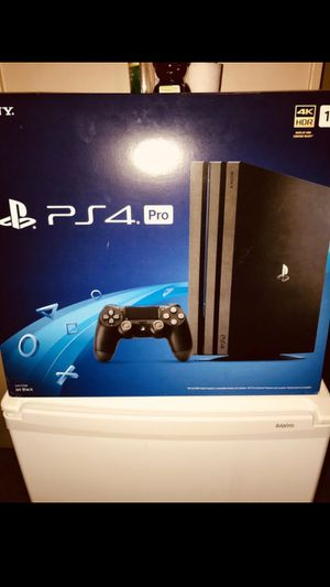 Ps4 pro for Sale in WARRENSVL HTS, OH