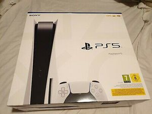 Sony playstation 5 ps5 new standart edition new read listing for Sale in Houston, TX