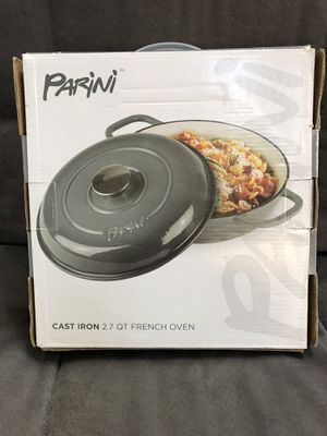 Parini cast iron pan for Sale in Los Angeles, CA