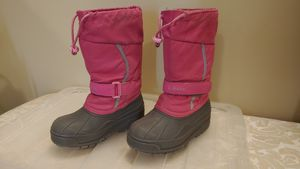 LL Bean Winter Snow Boots Kid size 12 or 1 for Sale in Andover, MA