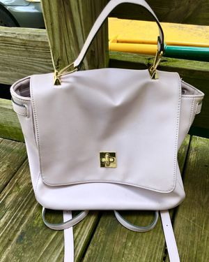 Lavender backpack purse and wallet for Sale in South Attleboro, MA