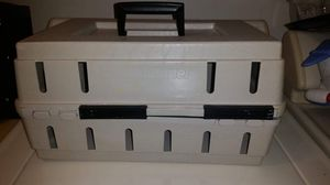 Doskocil Small air travel pet carrier crate 17 x 12 x 8. PRICE REDUCED. for Sale in Belleair, FL