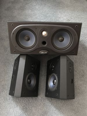 Polk Audio surround sound for Sale in Pittsburgh, PA
