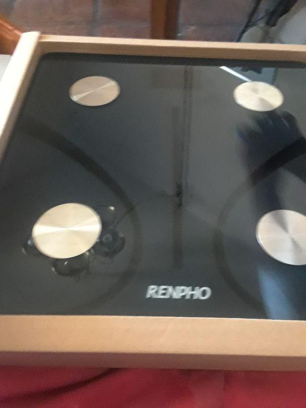 Bathroom scale renpho