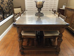 Antique Hand Made Vintage Oak for Sale in Corona, CA