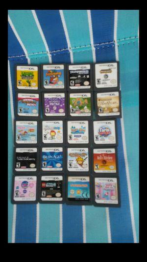 24 DS Games for Sale in Nashville, TN