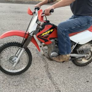 Honda Dirt bike for Sale in Fort Worth, TX