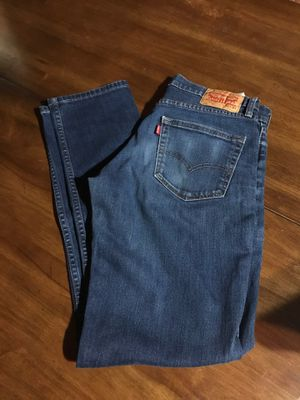 Levi's 511 Men's size 32X34 skinny jeans for Sale in Fontana, CA