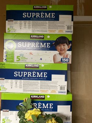 Diapers for Sale in San Jose, CA