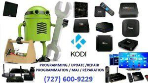 Streaming TV box repair update for Sale in Tampa,  FL