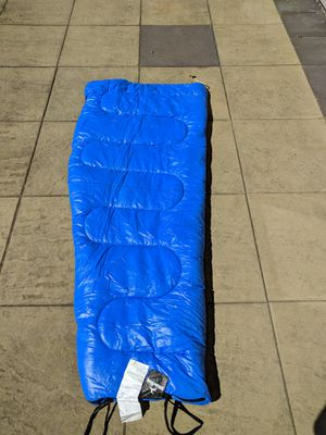 White Stag sleeping bag, vintage 1980's model, looks unused for Sale in Federal Way, WA