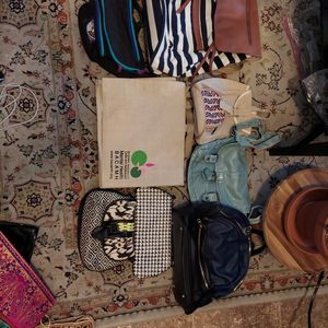 Collection Of Purses/backpacks for Sale in Berkeley, CA