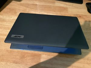 "ACER laptop 15.6"" intel 2.13GHz 4GB 500GB for Sale in Whittier, CA"