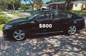 🍁2010 Lexus/UP FOR SALE* ZERO ISSUES > RUNS AND DRIVES LIKE NEW $8OO for Sale in Chicago, IL