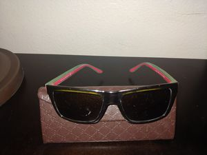 Gucci sunglasses scratched for Sale in Denver, CO