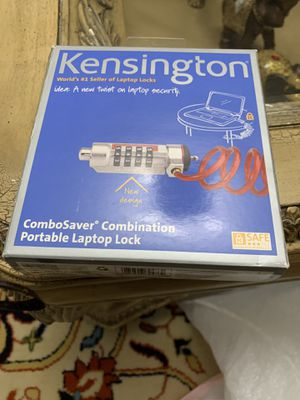 ComboSaver Combination Portable Laptop Lock for Sale in Gaithersburg, MD