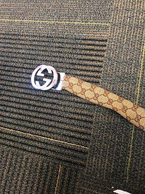 Gucci belt for Sale in San Bernardino, CA