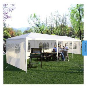 10x30 party wedding outdoor patio tent canopy heavy duty gazebo for Sale in Fontana, CA