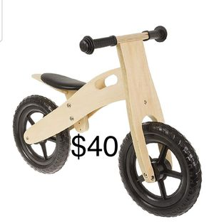 Balance Bike 🚲 for Kids Wood for Sale for sale  McDonough, GA