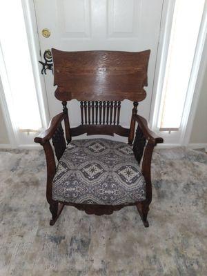 Antique custom rocking chair for Sale in Virginia Beach, VA