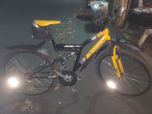 Jeep Camache 2.6 mountain bike for Sale in Citrus Heights, CA