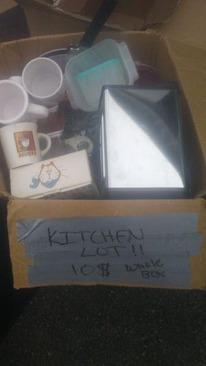 10$ ( big box ) kitchen lot for Sale in BETHEL, WA