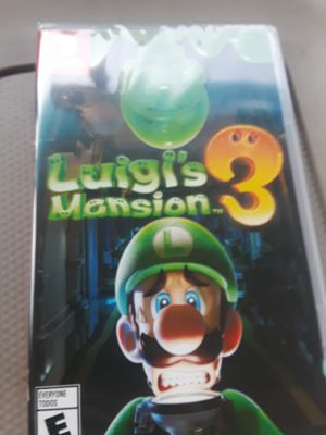 Luigi's mansion 3 for Sale in Pomona, CA