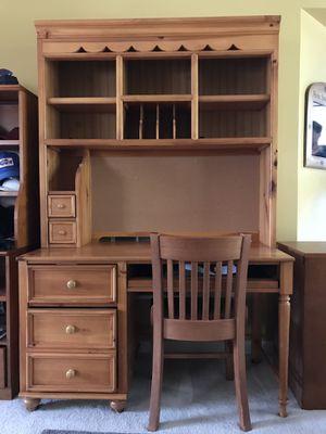 Wooden Desk for Sale in Manassas, VA