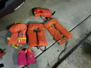 Lifevests for Sale in TN, US