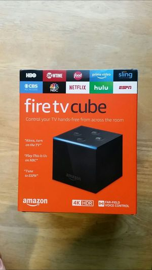 Firetvcube for Sale in East Lansdowne, PA
