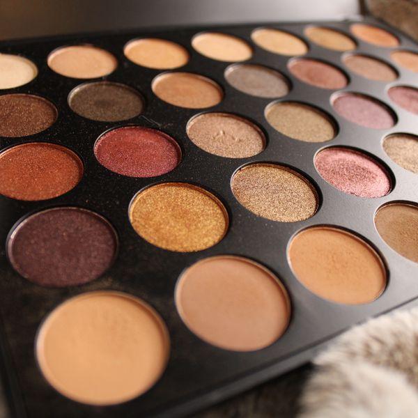 Morphe 35F Eyeshadow Palette 🎨