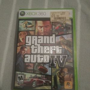 Grand Theft Auto IV for Sale in Garden Grove, CA