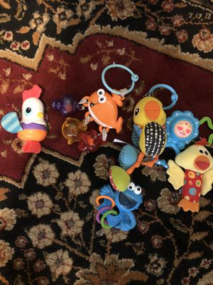 Hanging rattles and play toys for Sale in Queen Creek, AZ