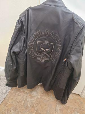Genuine Harley Davidson jacket for Sale in Orlando, FL