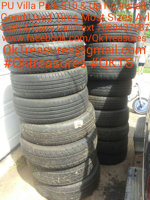 Cheap Used Tires Near Me >> Good Used Tires 4 Sale Most Sizes Avl Cheap 15 Up Villa
