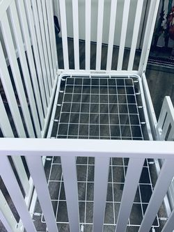 White Baby Crib for Sale in San Jose,  CA