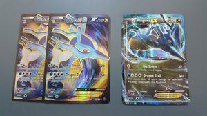 Kingdra EX x3 Set Pokemon Cards for Sale in Phoenix, AZ