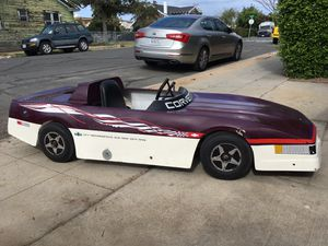 1995 Chevy Corvette Pace Car Gokart for Sale in San Diego, CA