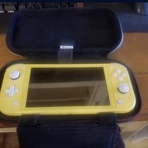 Nintendo Switch lite Yellow for Sale in Phoenix, AZ