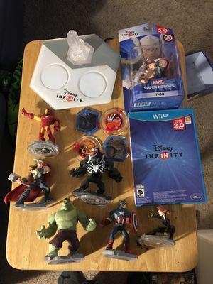 Wii U Disney infinity for Sale in Kent, WA