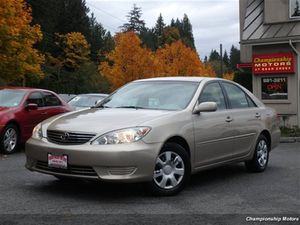 2005 Toyota Camry for Sale in Redmond, WA