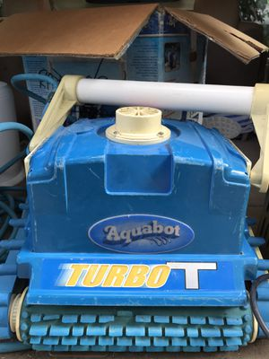 Aqua bot Turbo T Pool Cleaner Working for Sale in Pooler, GA