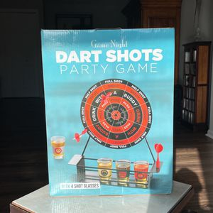 Dart Shots Party Game for Sale in Mount Airy, MD